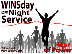 winsday night service website