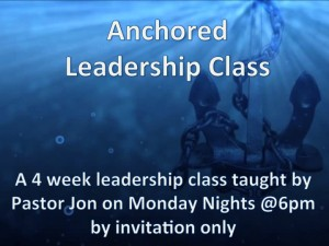 anchor leadership
